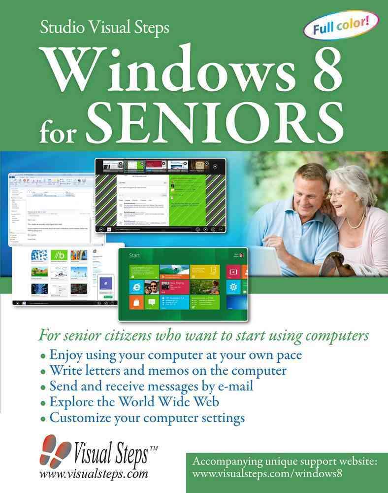 Windows 8 for Seniors By Studio Visual Steps